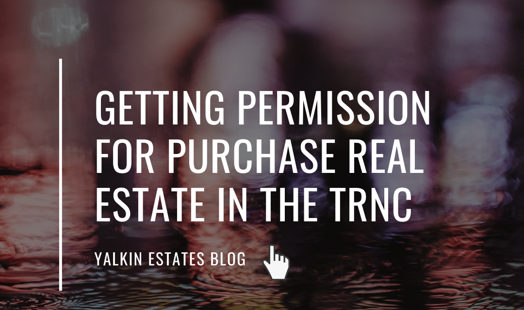 Permission for Property purchase
